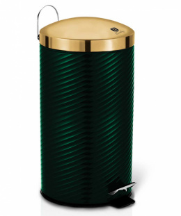 STEEL TRASH CAN 20L BERLINGER HAUS BH-6441 EMERALD