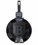 GRANITE FRYING PAN 20CM BERLINGER HAUS BH-6599 SHINY BLACK