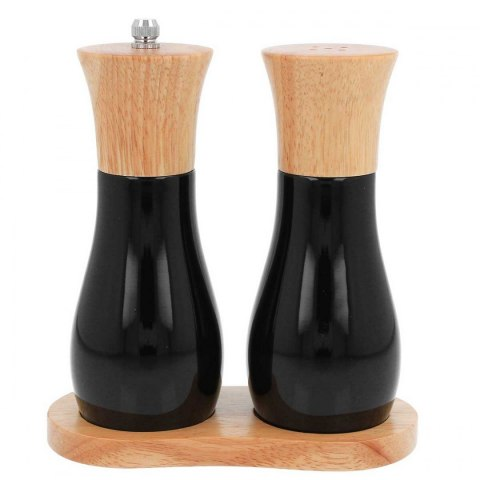 ACACIA PEPPER GRINDER + BRUNBESTE SALT 1087