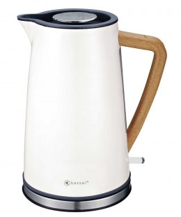ELECTRIC KETTLE KASSEL 1,7L white 93227