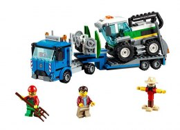 LEGO CITY TRANSPORTER COMBINE BRICKS 60223
