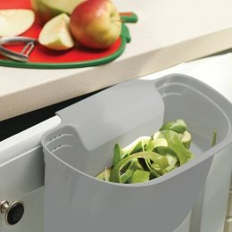 CONTAINER FOR PEELING WASTE FROM THE COUNTERTOP ON THE DOOR DRAWER GRAY