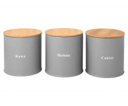 KINGHOFF KH-1526 KITCHEN CONTAINER SET
